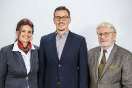 Martina Seifert / Niko Seifert / Uwe Seifert-Feuerstack